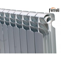Alumīnija radiatori FERROLI